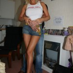 Blonde MILF Christie loves shagging her partner
